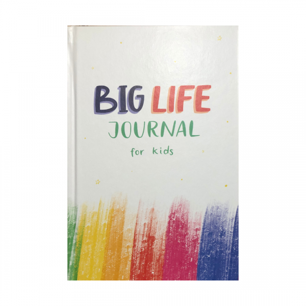 Big life journal new cover