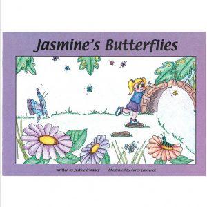 Jasmine's Butterflies