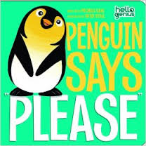 Penguin Says Please