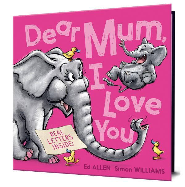 Dear Mum, I Love You