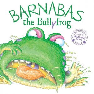 Barnabas The Bully Frog