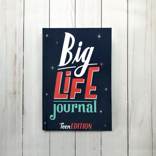 Big Life Journal - Tween/Teen Edition cover image