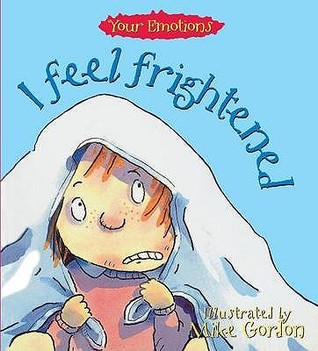 I feel frightened book cover image