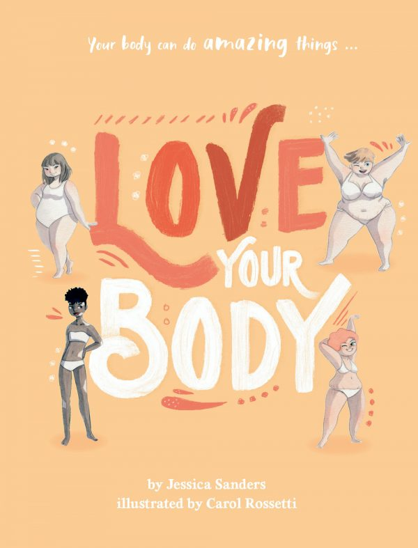 Love Your Body book cover image