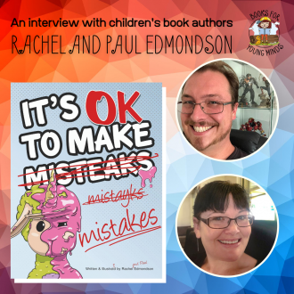An interview with Rachel and Paul Edmondson